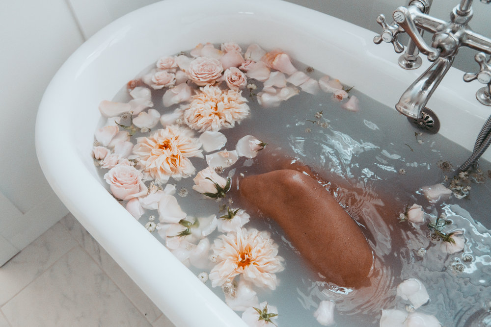 What Is A Spiritual Bath – And Why You Should Try One To Help Bring Positive Changes Into Your Life